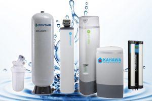 Giải pháp lọc nước tổng Pentair Mỹ cho gia đình-biệt thự
